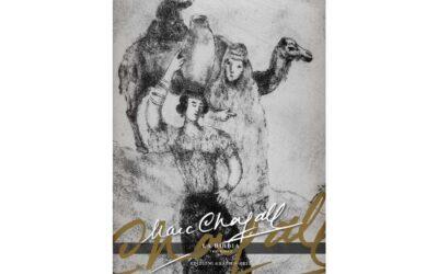MARC CHAGALL. Le anime morte, Le favole di La Fontaine, La Bibbia